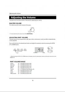 دفترچه راهنمای پیانو دیجیتال دایناتون مدل DPR-1650 صفحه 13