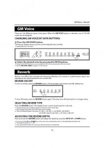دفترچه راهنمای پیانو دیجیتال دایناتون مدل DPR-1650 صفحه 16