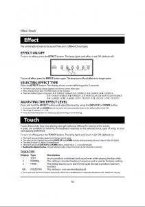 دفترچه راهنمای پیانو دیجیتال دایناتون مدل DPR-1650 صفحه 17