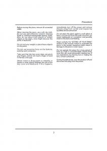 دفترچه راهنمای پیانو دیجیتال دایناتون مدل DPR-1650 صفحه 04