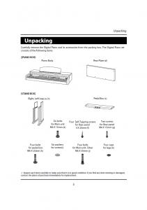 دفترچه راهنمای پیانو دیجیتال دایناتون مدل DPR-1650 صفحه 06