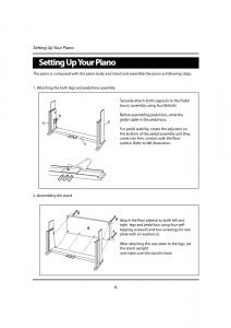 دفترچه راهنمای پیانو دیجیتال دایناتون مدل DPR-1650 صفحه 07