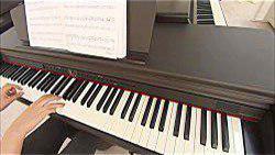 پیانوی دیجیتال دایناتون مدل SLP-150