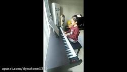 پیانوی دیجیتال دایناتون مدل SLP-250H