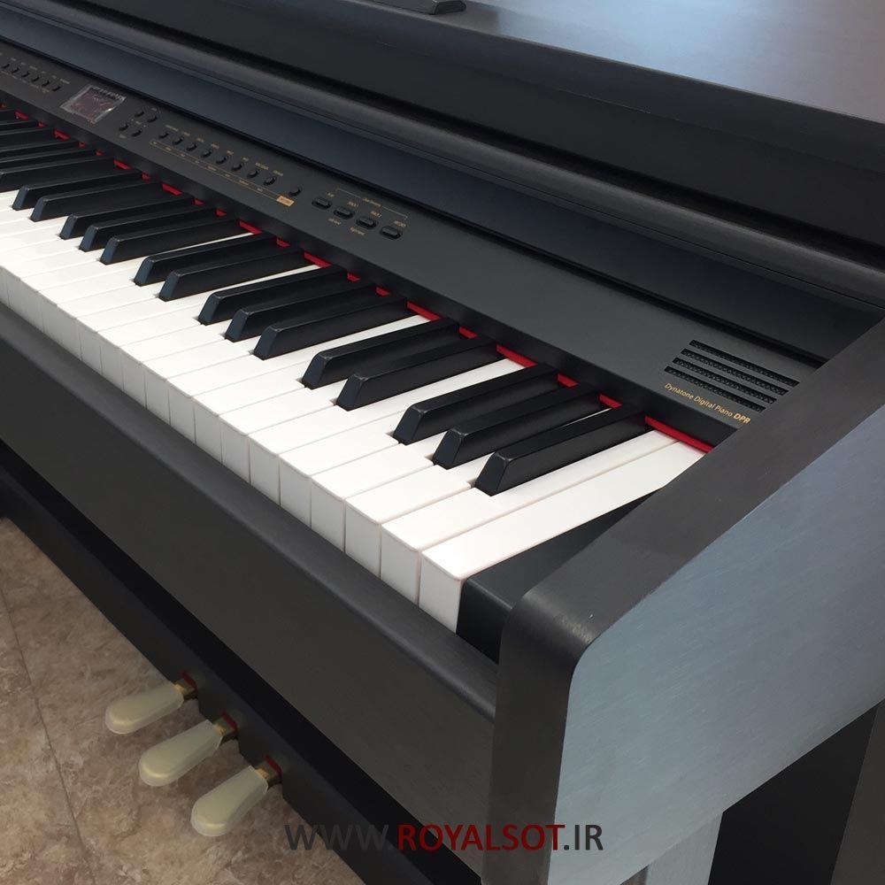 پیانوی دیجیتال دایناتون مدل DPR-1650
